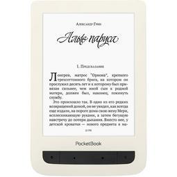 Электронная книга Pocketbook 625 Basic Touch 2 Beige