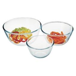Набор посуды Simax 328 (0,5/1,3/2,5л)