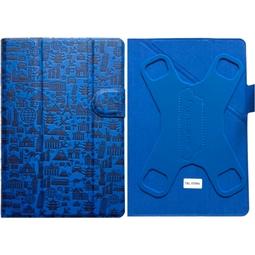 Чехол для планшета Portcase TBL-570NV Blue
