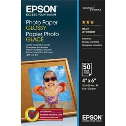 Фотобумага Epson C13S042547 10х15см