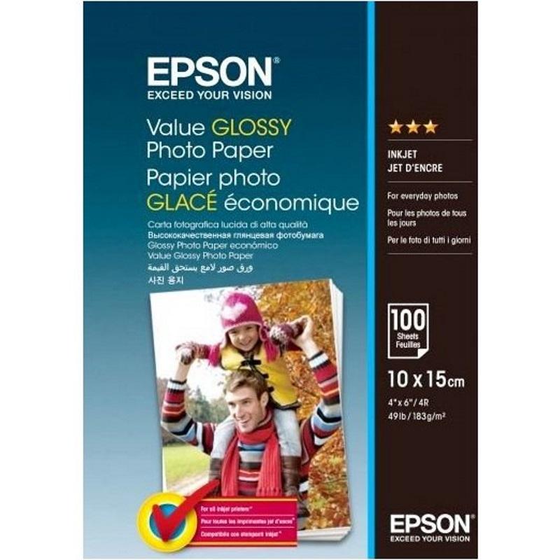 Фотобумага Epson C13S400039 10X15см