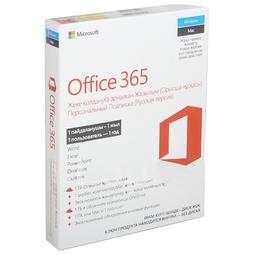 Microsoft Office Microsoft Office 365 Personal 1Year Kazahstan Only (QQ2-00505) (QQ2-00862)