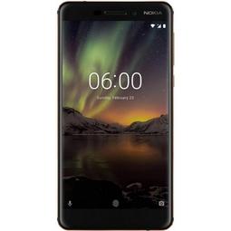 Смартфон Nokia 6.1 Black