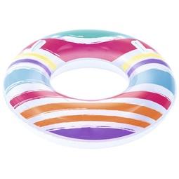 Надувной круг Striped Bestway 36010