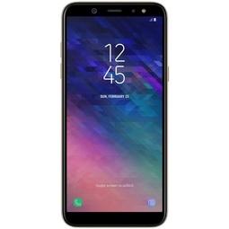 Смартфон Samsung Galaxy A6 2018 Gold