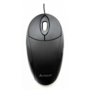 Мышь A4tech M-17 Optical Black