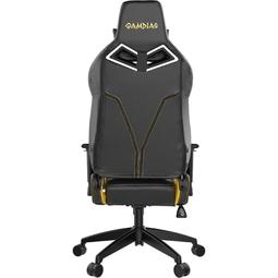Компьютерное кресло GAMDIAS Achilles E1 L BY Yellow