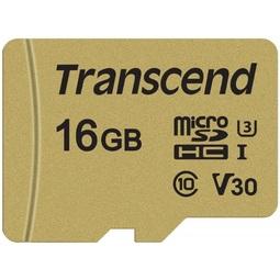 Карта памяти Transcend TS16GUSD500S
