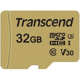 Карта памяти Transcend TS32GUSD500S