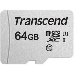 Карта памяти Transcend TS64GUSD300S