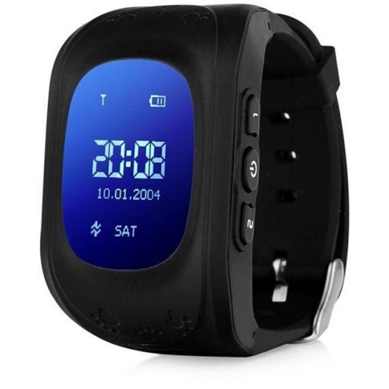 Детские Smart Часы Wonlex Sirius Q50 Black