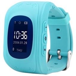 Детские Smart Часы Wonlex Sirius Q50 Blue