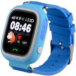 Детские Smart Часы Wonlex Sirius Q90/GW100 Blue