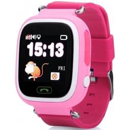 Детские Smart Часы Wonlex Sirius Q90/GW100 Pink