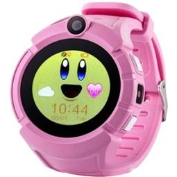 Детские Smart Часы Wonlex Sirius Q360/GW600 Pink