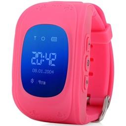 Детские Smart Часы Wonlex Sirius Q50 Pink