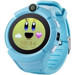 Детские Smart Часы Wonlex Sirius Q360/GW600 Blue