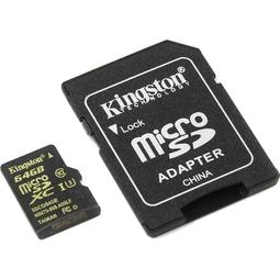 Карта памяти Kingston SDCG/64GB