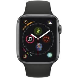 Smart часы Apple Watch Series 4 44mm Space Gray Aluminium Case With Black Sport Band