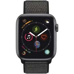 Smart часы Apple Watch Series 4 44mm Space Gray Aluminium Case With Black Sport Loop