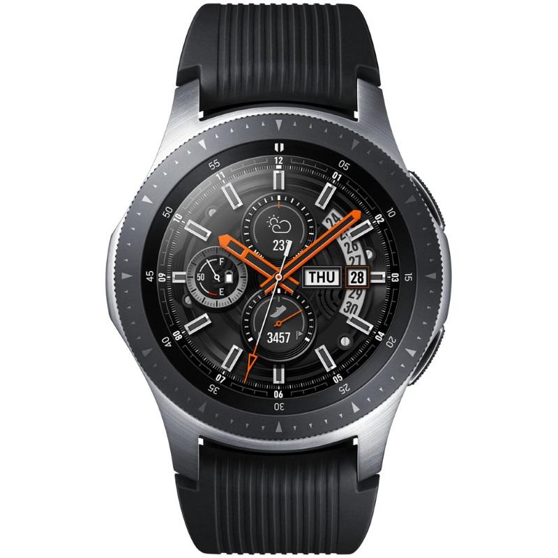 Smart часы Samsung Galaxy Watch 46mm Silver