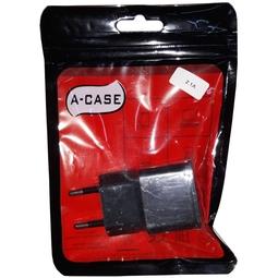 Зарядное устройство A-case 2.1A