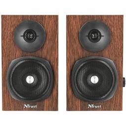 Звуковые колонки Trust Vigor Wood 2.0
