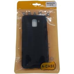 Чехол для смартфона A-case для Samsung J6 2018 Black