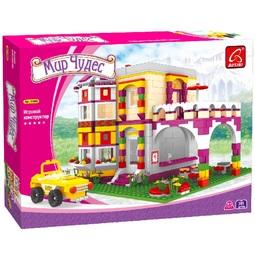 Конструктор Ausini Страна чудес/Большой Двухэтажный Дом 24903