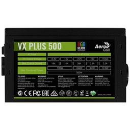 Блок питания Aerocool VX-500 Plus