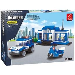 Конструктор Ausini Полиция/Полицейский участок 23509