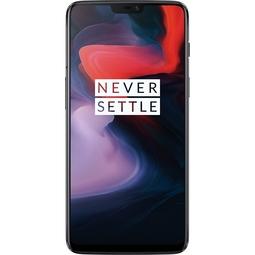 Смартфон OnePlus 6 128Gb Mirror Black