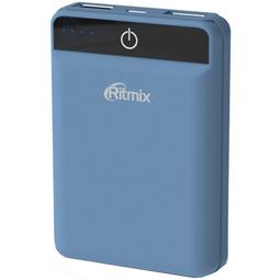 Внешний аккумулятор Ritmix RPB-10003L 10000mAh Smoky Blue
