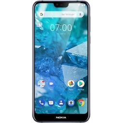 Смартфон Nokia 7.1 64Gb Gloss Midnight Blue