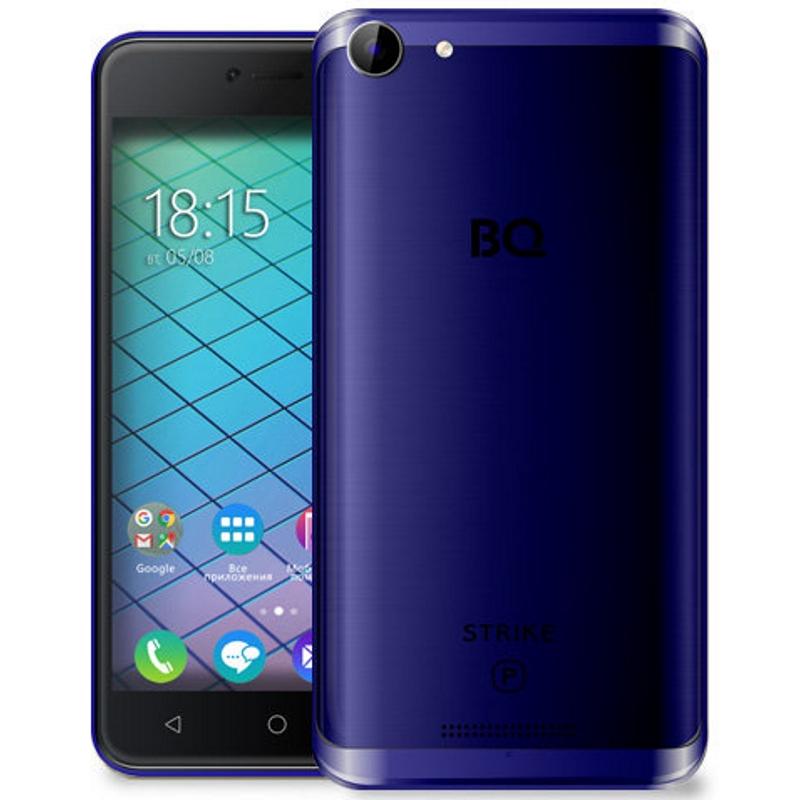 Смартфон BQ 5059 Strike Power Dark Blue