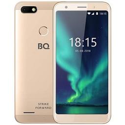 Смартфон BQ 5512L Strike Forward Gold