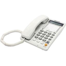 Проводной телефон Panasonic KX-TS2365RUW