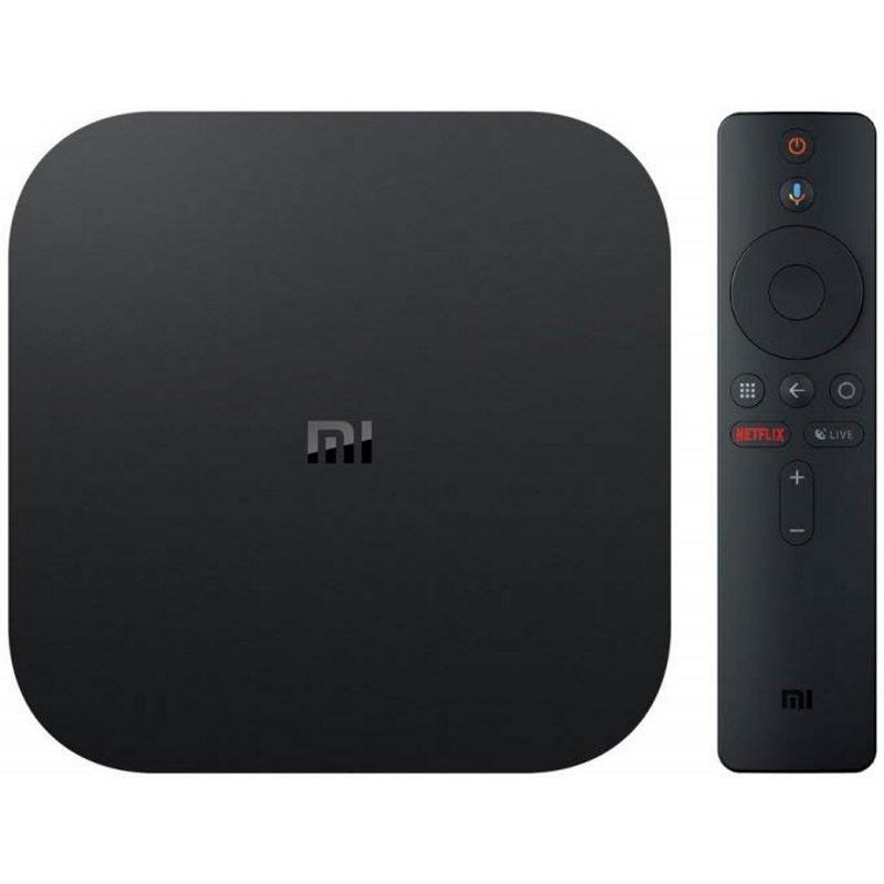 Медиаплеер Xiaomi Mi Tv Box S M19E MDZ-22-AB Black