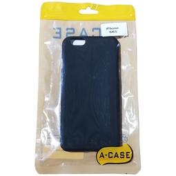 Чехол для смартфона A-case для iPhone 6/6s Black