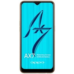 Смартфон Oppo AX7 Gold