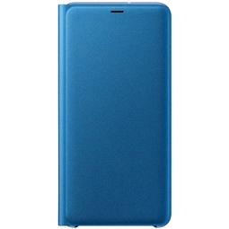 Чехол для смартфона Samsung Wallet Cover EF-WA750PLEGWW Blue Для Samsung Galaxy A7 2018