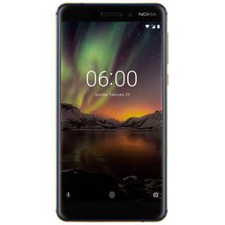 Смартфон Nokia 6.1 Blue