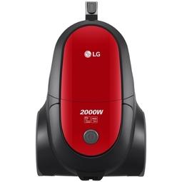 Пылесос LG VC53000ENTC Red-Black