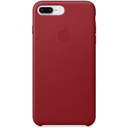 Чехол для смартфона Apple Leather Case Для iPhone 8 Plus/7 Plus Red