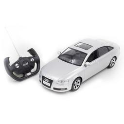 Радиоуправляемая игрушка Rastar AUDI A6L 42100S Silver