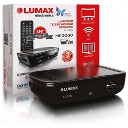 TV тюнер Lumax DV1110HD