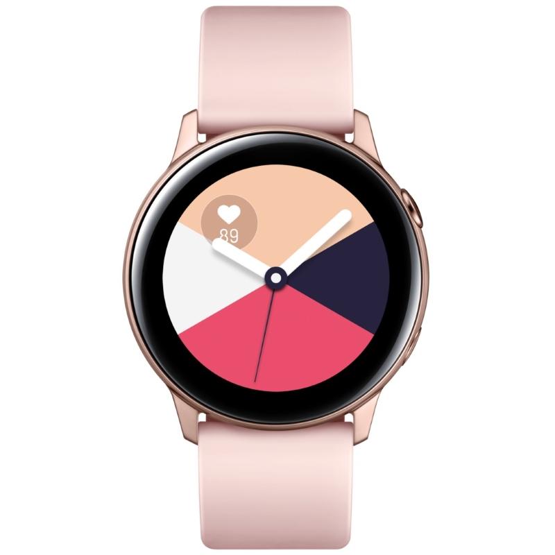 Smart часы Samsung Galaxy Watch Active Rose Gold