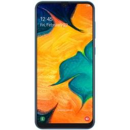 Смартфон Samsung Galaxy A30 Blue