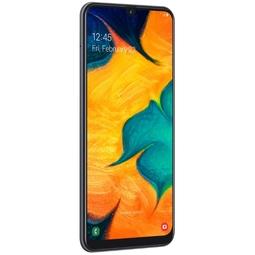 Смартфон Samsung Galaxy A30 Black