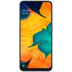 Смартфон Samsung Galaxy A30 White